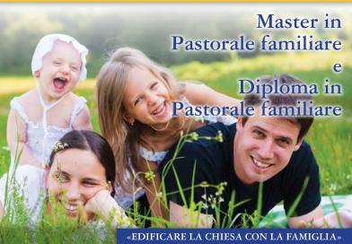 Master e Diploma in Pastorale Familiare