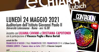 Liliana Cavani e Cristiana Capotondi inaugurano al Jp2 il festival Popoli e Religioni