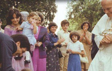 Giovanni Paolo II il papa della Famiglia