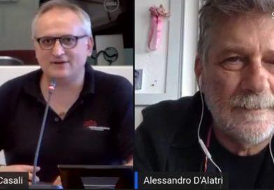 Adesso in onda il Gp2 – ottava puntata con Alessandro D'Alatri