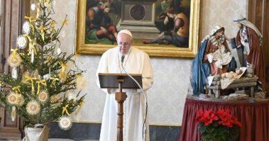 Papa Francesco annuncia l'anno della Famiglia
