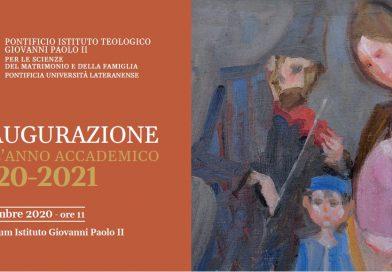 Inaugurazione dell'Anno Accademico 2020-2021