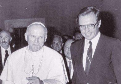 Krzysztof Zanussi ricorda san Giovanni Paolo II