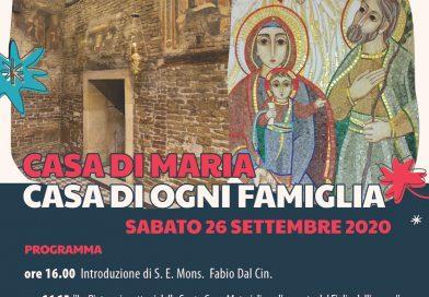 Casa di Maria, casa di ogni famiglia