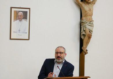 Vincenzo Rosito presenta l'offerta formativa del Jp2