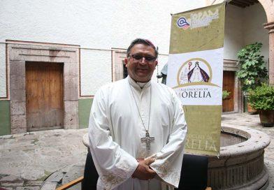 Uno studente del Jp2 vescovo di Celaya in Messico