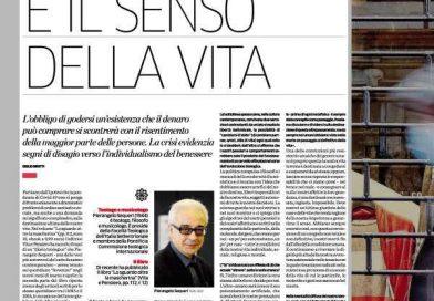 Il covid-19 e il senso della vita – intervista Pierangelo Sequeri